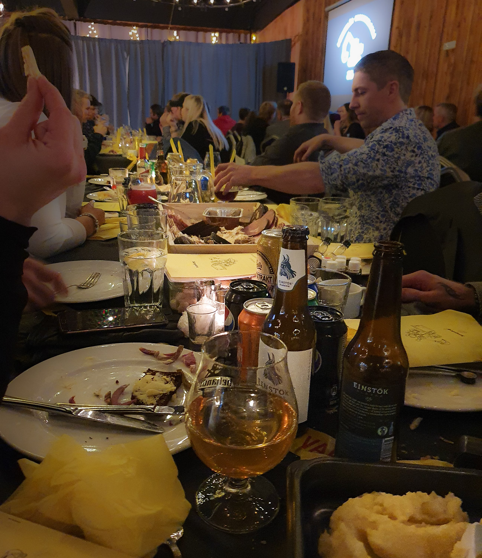 Þorrablót, Iceland, Icelandic traditions