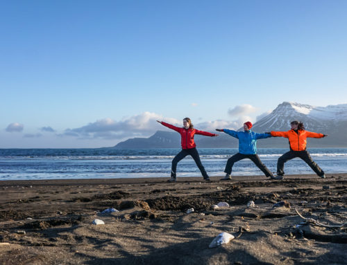 Mindfulness Hiking Yoga in Breiðdalsvík