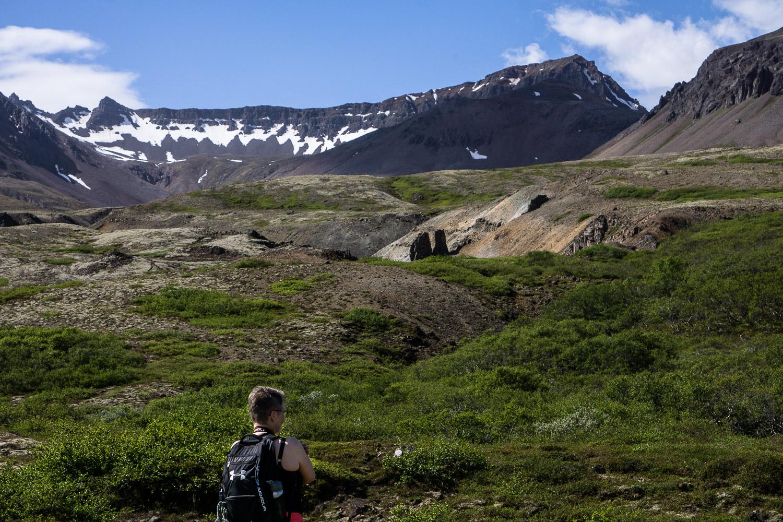 Hiking, East Iceland, gönguferðir, austurland